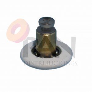 Frontal 26 mm bolas casquillo 12mm arandela y tornillo métrica 4×20 inox