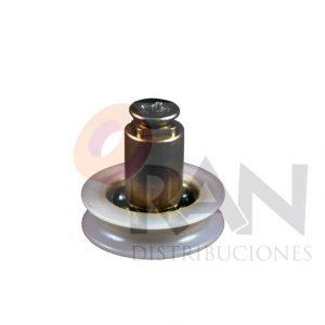 Rodamiento angular 22 mm bolas con tornillo métrica 4×8