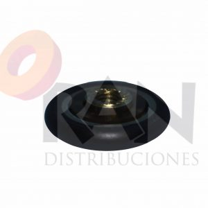 Rodamiento frontal 20mm bolas con tornillo métrica 4×8