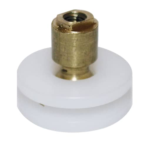 Rodamiento rótula 26 mm nylon con tornillo métrica 5×8