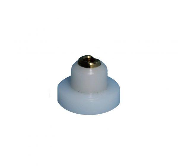 Serie Cazalla 19mm nylon con tornillo métrica 4×8