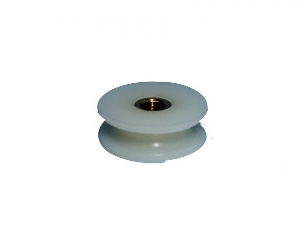Serie cristal pista ancha 25mm nylon