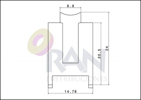 Serie P 60 – 65 nylon