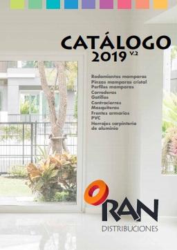 catalogo distribuciones ran